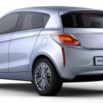 Mitsubishi Global Small Car - 2