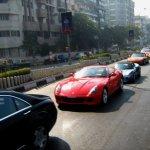 Mumbai Parx Supercar Parade 2011 (57)