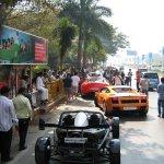 Mumbai Parx Supercar Parade 2011 (64)