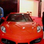 Toyota Corolla Ferrari Replica (3)