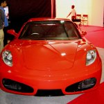 Toyota Corolla Ferrari Replica (4)