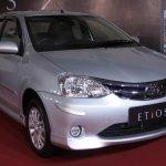 Toyota Etios India