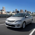 new Toyota Corolla Altis for India