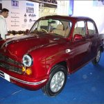 2011_Hindustan_Motors_Ambassador 5