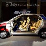 Honda Brio G-CON Body structure