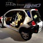Honda Brio body structure