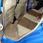 Honda Brio rear leg room
