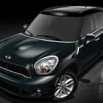 MINI Countryman front