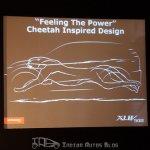 Mahindra XUV500 Cheetah inspired design