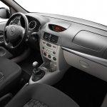 Renault Symbol Interiors