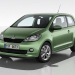 Skoda Citigo front right