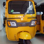 TVS King Autorickshaw