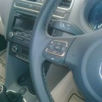 Volkswagen Vento Highline steering mounted controls