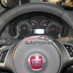 2012 Fiat Palio steering wheel