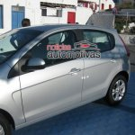 2012 Fiat Palio side profile