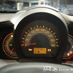 Honda Brio dial cluster