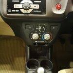 Honda Brio center console
