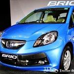 Honda Brio front
