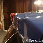 Honda Brio spoiler