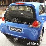 Honda Brio rear