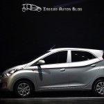 Hyundai Eon Silver