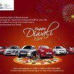 Hyundai India Happy Diwali