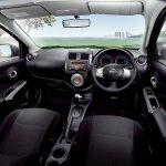 Nissan Almera interiors