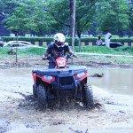 Polaris ATV sportsman 3