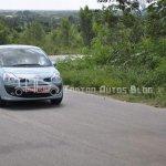 Renault Modus testing on Nandi Hills