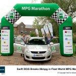 Suzuki Swift Mileage Marathon