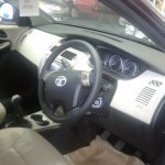 Tata Manza Celebration Edition steering wheel