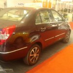 Tata Manza Celebration Edition rear