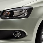 Volkswagen Polo Russia front-end