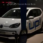 Volkswagen Up front right