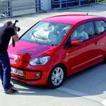 Volkswagen Up fits 16 people