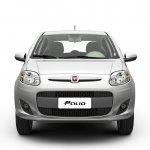 2012 Fiat Palio front fascia