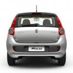 2012 Fiat Palio rear
