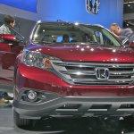 2012 Honda CR-V front fascia