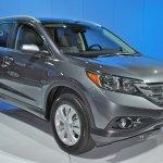 2012 Honda CR-V front 3/4