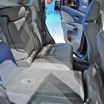2012 Honda CR-V foldable rear seat