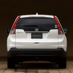 2012 Honda CR-V rear profile