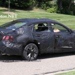 2014 Nissan Teana rear
