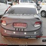Hyundai Avante India spyshot
