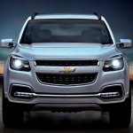 Chevrolet Trailblazer front-end