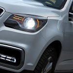 Chevrolet Trailblazer headlight