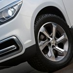 Chevrolet Trailblazer alloy wheel