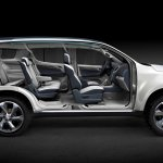 Chevrolet Trailblazer seating