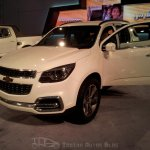 Chevrolet Trailblazer Dubai
