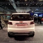 Chevrolet Trailblazer Dubai rear