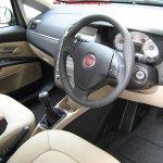 Fiat Linea T-Jet interior